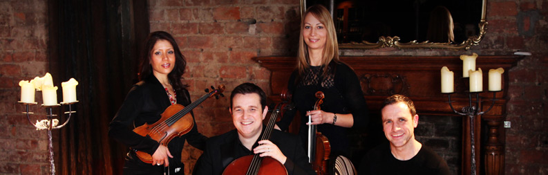 Apollo String Quartet Glasgow