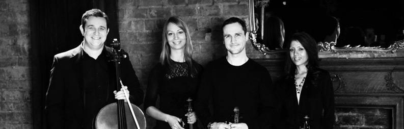 Apollo String Quartet Glasgow
