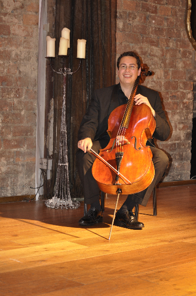 Christoff Fourie - Cello