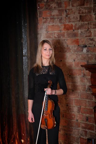 Emily Macpherson - Violin
