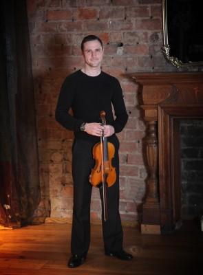 David Laing - Violin